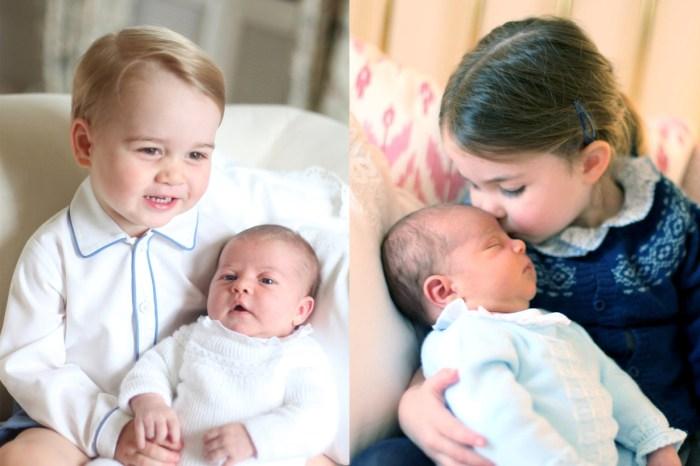 英國皇室又有新驚喜!由凱特王妃掌鏡的 Louis 小王子官方照片送到!