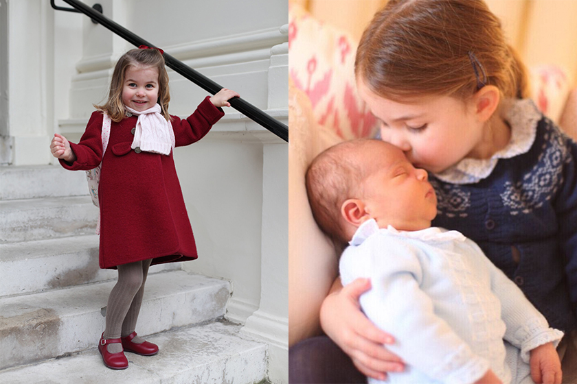 princess charlotte birthday prince louis
