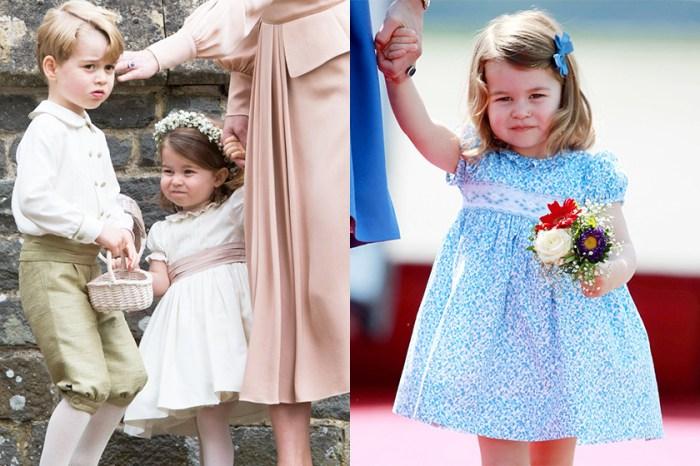 最會搶鏡的小公主:夏洛特小公主 3 歲了!回顧她每個萌爆時刻