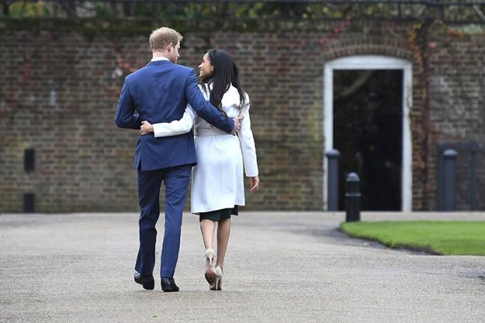原來不完成這個任務,哈里王子和 Meghan Markle 就不能成婚…