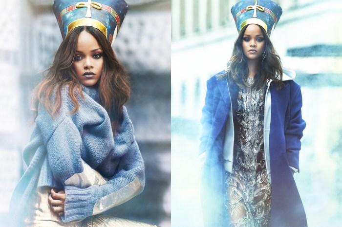 擁有橙皮紋又不脫腿毛-Rihanna 告訴所有人美麗標準就是我說了算!