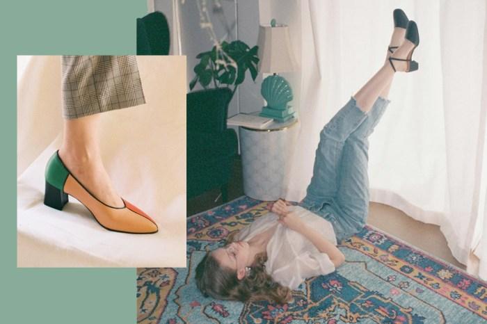 款式不多卻樣樣正中紅心,快來認識這個古典又優雅的韓國手工鞋品牌!