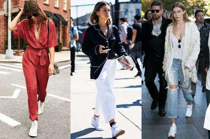 搞定夏日球鞋穿搭就靠這 6 款時髦指南!