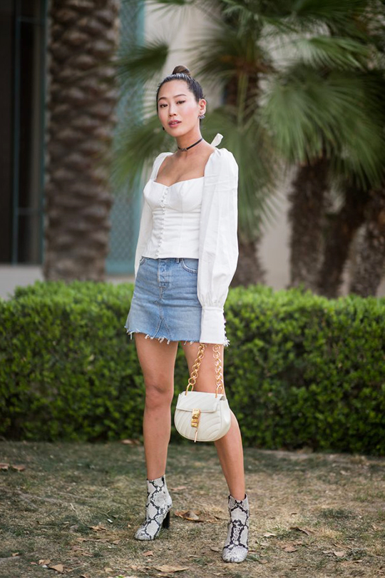 summer outfit ideas street style