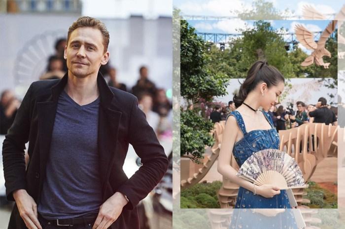 開名點讚!到底是哪個香港女星被 Tom Hiddleston 直指漂亮?