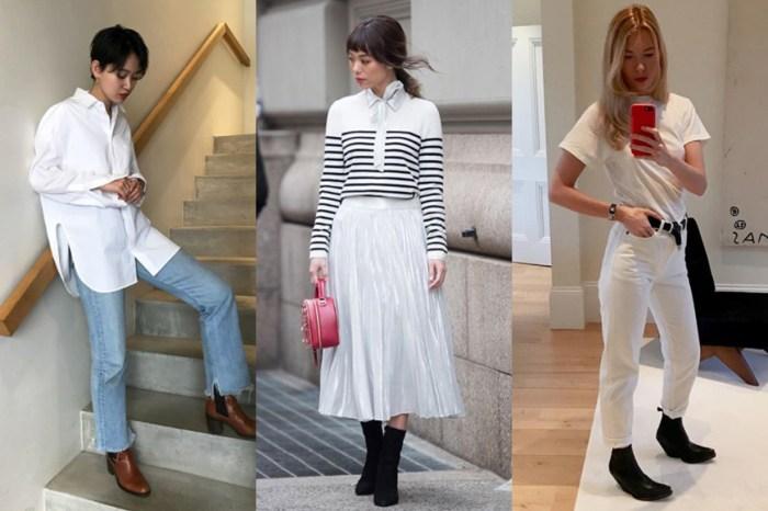 從日韓到歐美時尚網紅身上證實這 3 款基本上衣,是每個夏季必備單品!