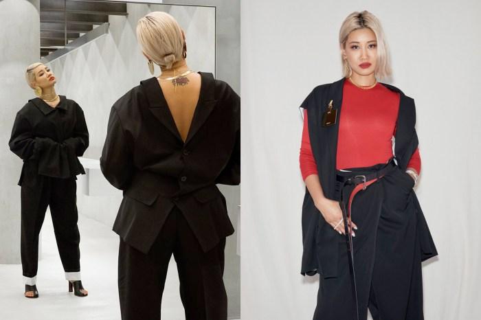亞洲女生要怎麼穿出歐美系風格?看 Ambush 設計師 Yoon Ahn 示範準沒錯!
