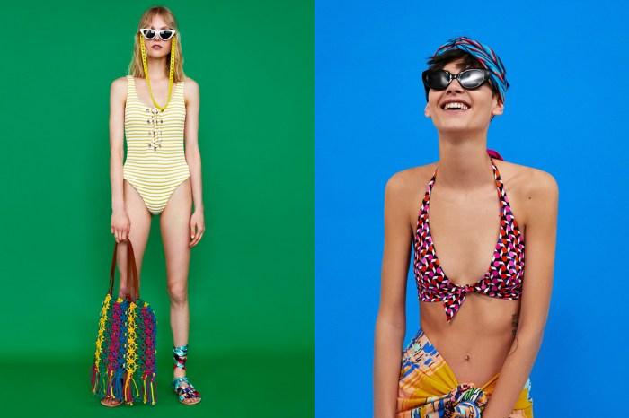 ZARA 夏日泳裝系列已準備好:10+ 款低於 50 美金的款式推薦,讓你絕不會空手而歸!
