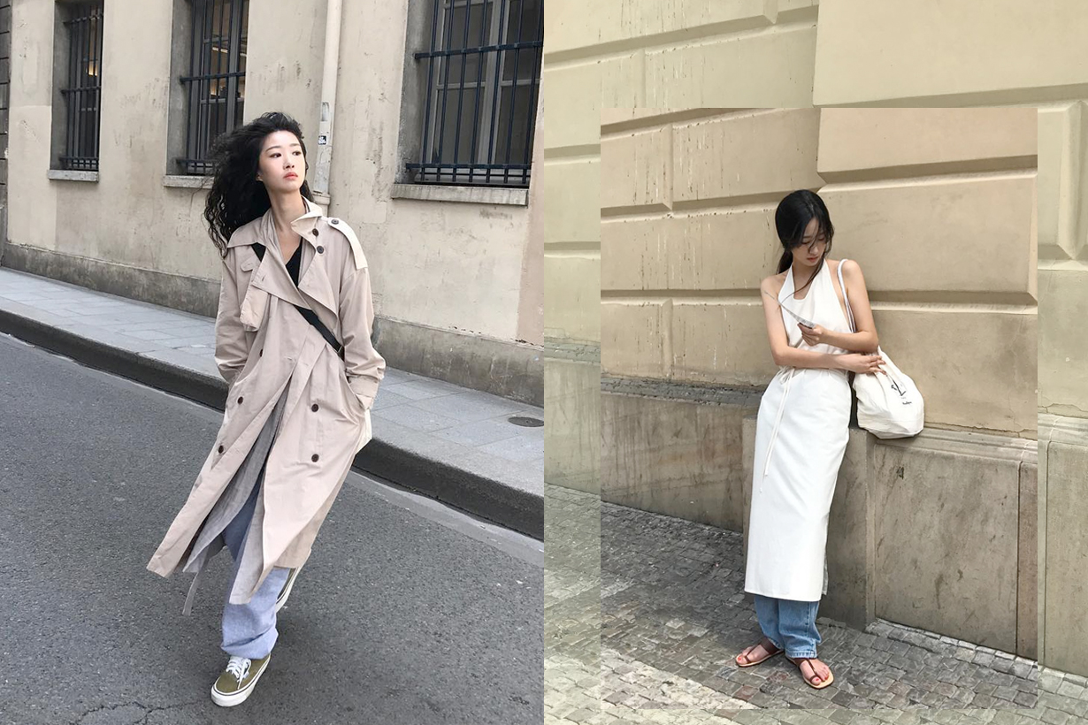Casual style korean girls @shinzhyun nonerd fashion trends inspiration