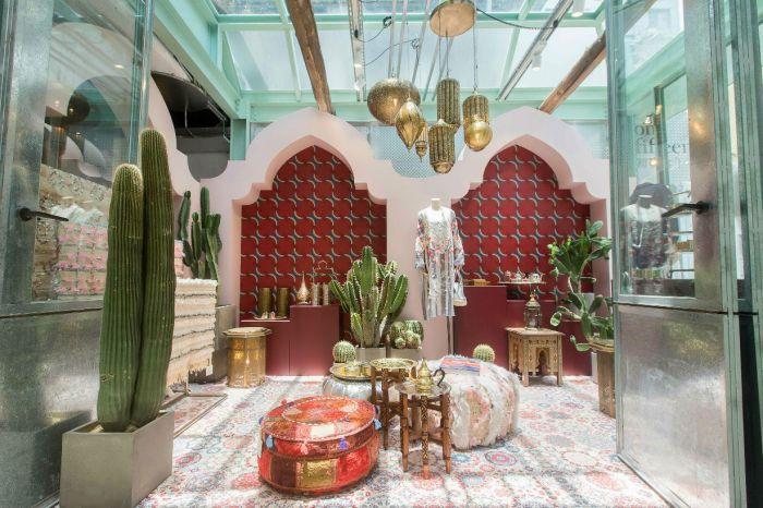 隱藏在台北東區的摩洛哥花園!來這裡享受何謂真正的美好生活。