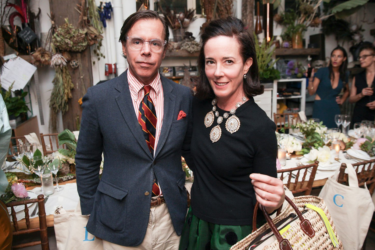 andy spade proves kate spade suffered from depression denied divorce