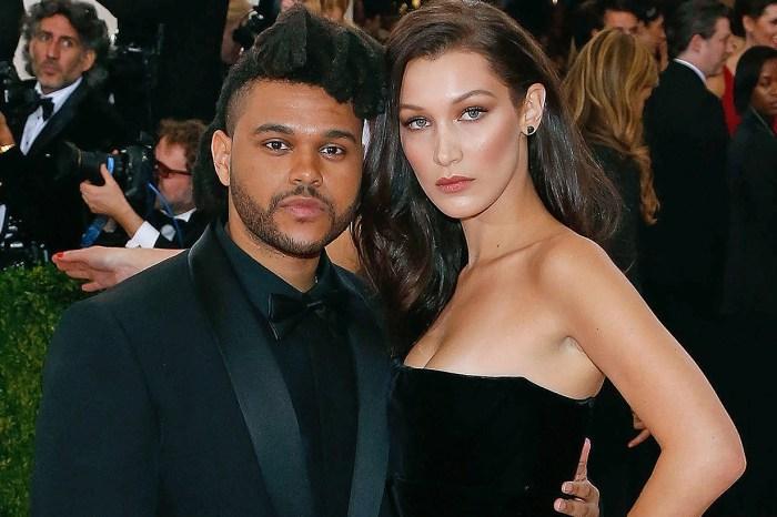 Bella Hadid 與 The Weeknd 被拍到巴黎單獨約會!復合機會大增!