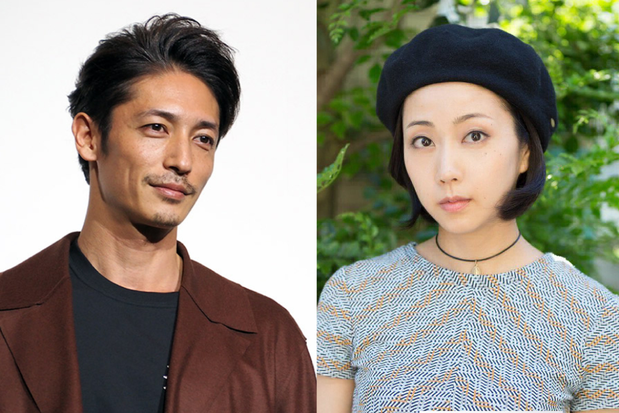 Hiroshi Tamaki Haruka Kinami marry shocking news japanese actor