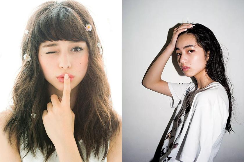 Eyelash curler for hair bang japan