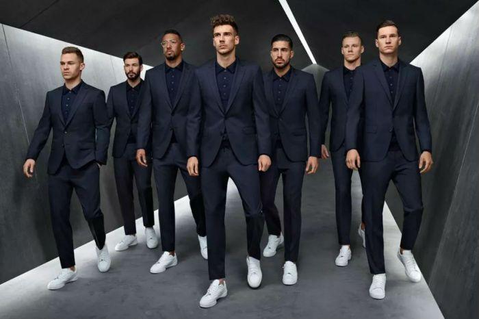 這不是偶像團體,這是 FIFA 德國足球隊!一字排開媲美男模