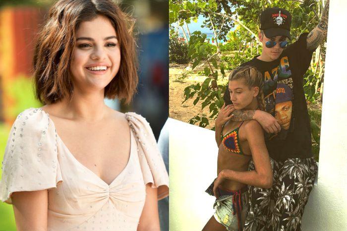 怎麼看前度的新戀情?Selena Gomez :「希望他別再傷了Hailey 的心!」