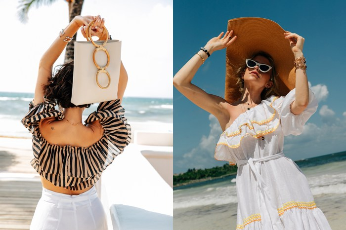 時尚旅行照必備,網紅們今季都穿這些單品去度假!
