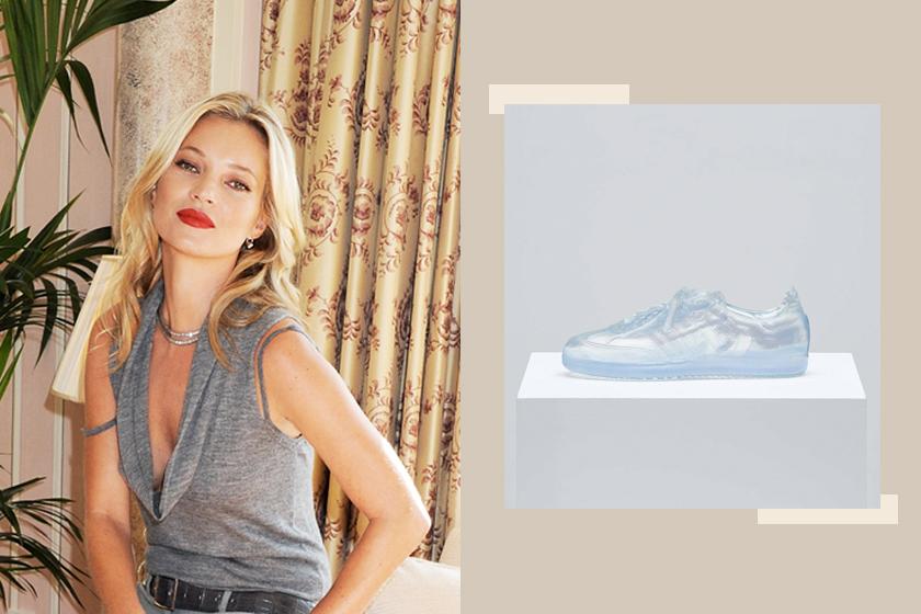Kate moss adidas LGBTQ+ Pride samba sneaker translucent special limited
