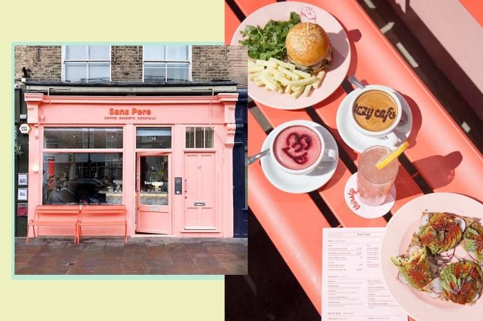 搶先看只營業三天 Lazy Oaf 限定 Cafe,粉色系的空間和餐點實在太好拍!