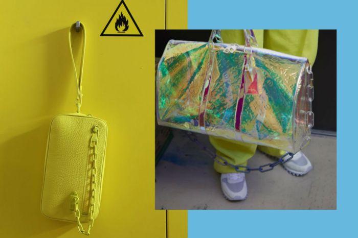 滿滿的潮流元素!Virgil Abloh 主導的 Louis Vuitton 最新系列完整公開