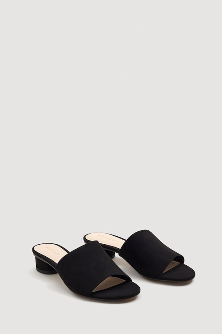 Mango Summer 2018 Shoes collection