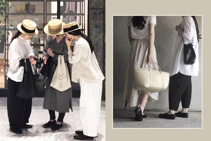 只要記住這兩大重點,嬌小女生也能輕鬆駕馭日系寬鬆穿搭!
