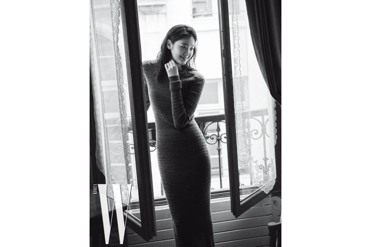 Chanel kim go eun W Magazine Korean Star