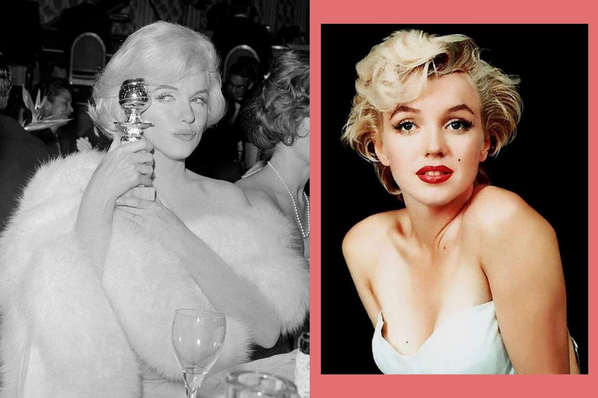 marilyn monroe birthday sexy icon throwback photos 1950s