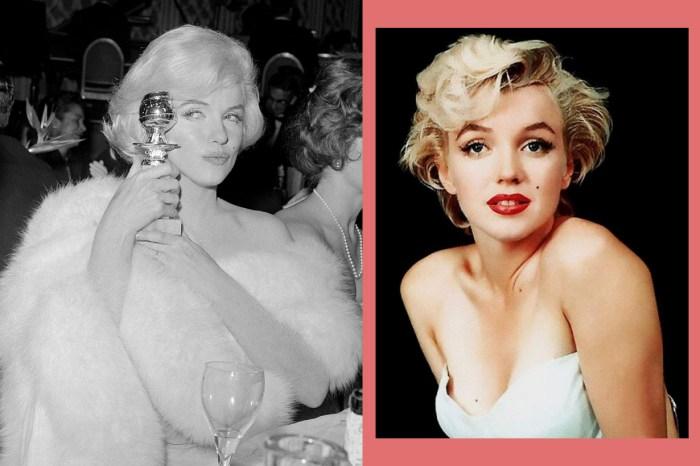 更多 Marilyn Monroe 五零年代照片釋出,傾國傾城的魅力一目瞭然!