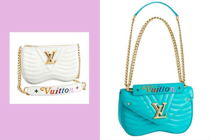 每個顏色都想要!Louis Vuitton 新款「New Wave」手袋完整你的復古風格