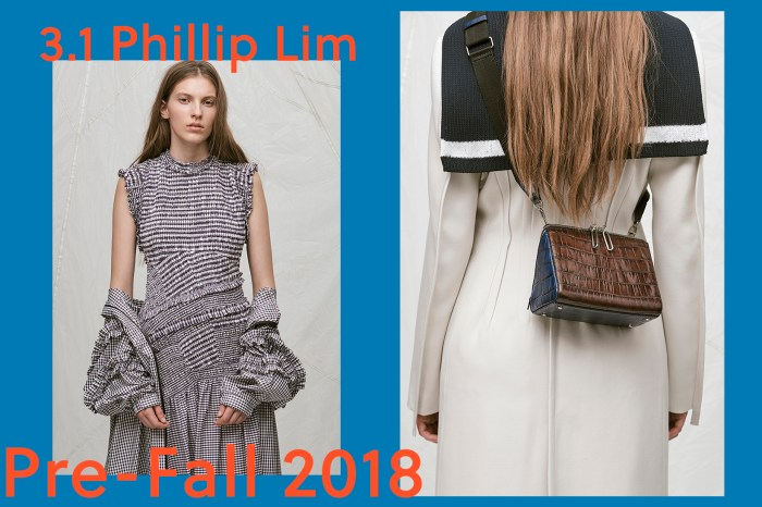 3.1 Phillip Lim 的初秋系列,都是為時裝達人拍穿搭照而設的