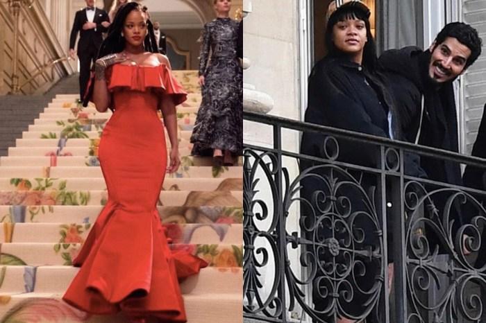傳 Rihanna 已跟身家高達 15 億美元的中東富豪分手,還霸氣說已厭倦男人?!