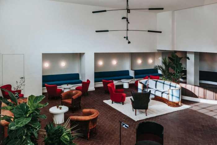紐約潮人都喜愛的都市叢林感酒店!處處都是打卡位