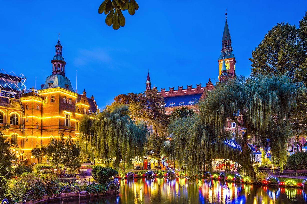Tivoli Garden 全世界最古老的樂園在丹麥