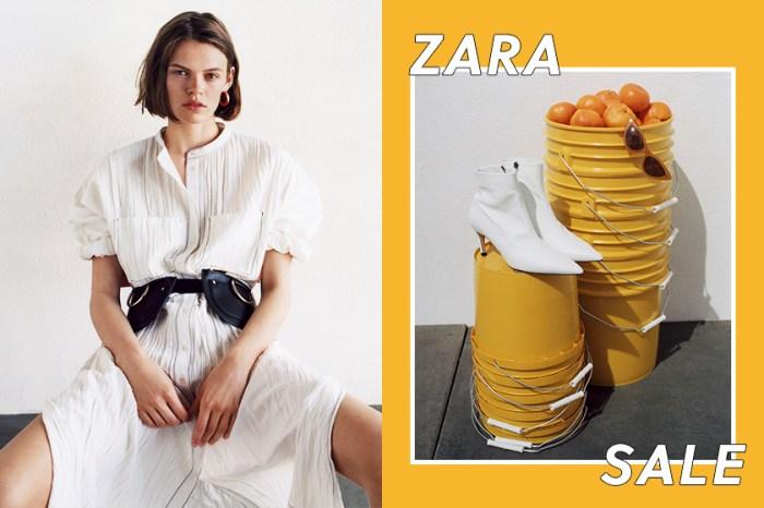 小資女掃貨好時機:Zara 的大減價悄悄開始,編輯推介 30 件必買單品!