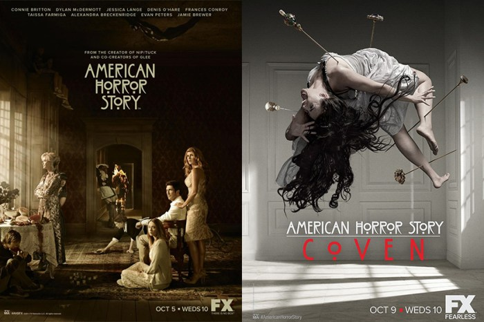 給粉絲一個大驚喜!《美國恐怖故事》第 8 季主題改為這個極受歡迎的聯乘…
