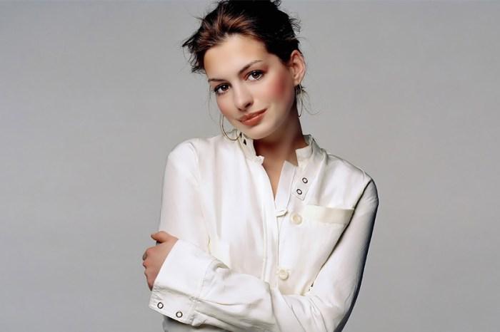 暗黑系的 Anne Hathaway,只會在這部新電影中看到!