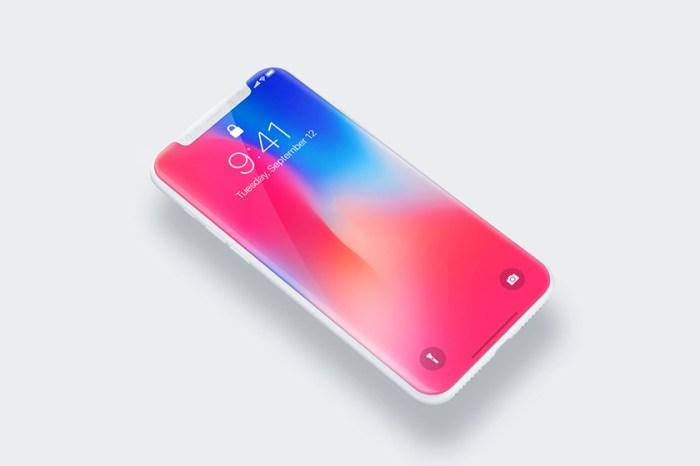 Apple iPhone X Plus 設計草圖曝光,新功能絕對會改變手機世界…