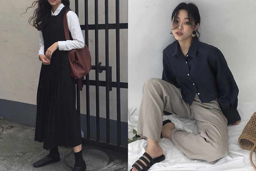 boyish minimalist outfits instagram girl to follow mmiing