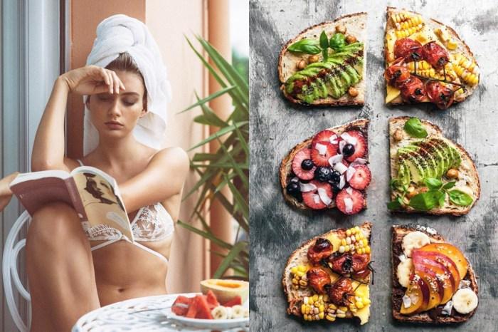 每天吃麵包當早餐的你,營養師現在就告訴你為何你的新陳代謝會減慢!