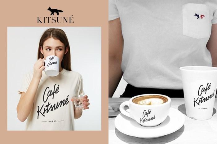 由服裝,到餐具與文具:人氣打卡店 Café Kitsune 推出首個系列!