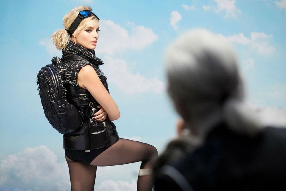 chanel Margot Robbie