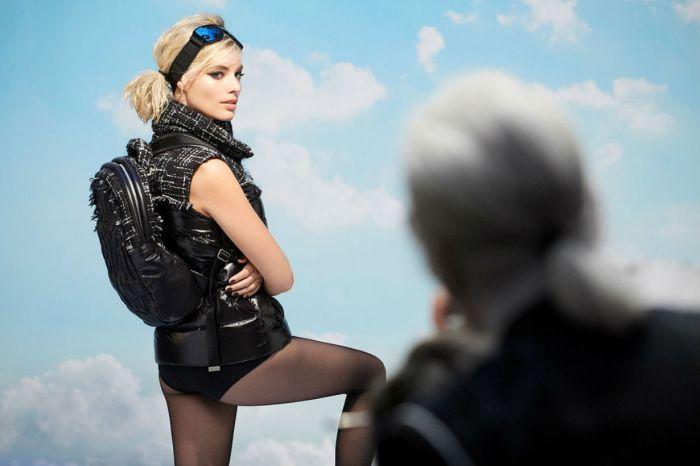 由 Karl Lagerfeld 掌鏡,Margot Robbie 更多 Chanel 型錄照釋出!
