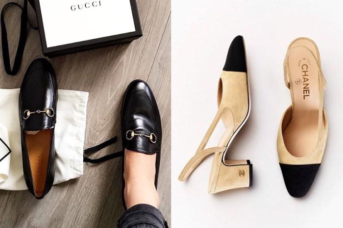 買了不會後悔的經典:除了手袋外,這 6 款名牌鞋履其實也值得你投資