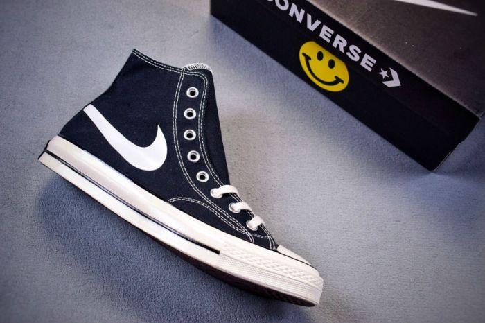 最強波鞋聯名?Converse 與 Nike 的聯名帆布鞋正式被公開!