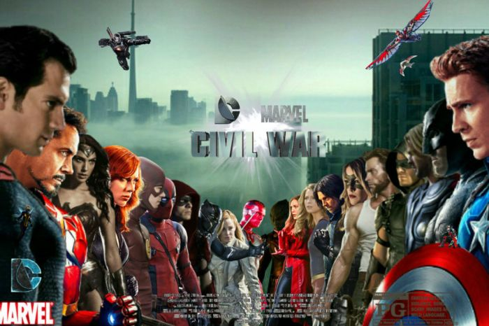 Marvel 與 DC 展開世紀合作?種種跡象顯示並非天方夜譚!