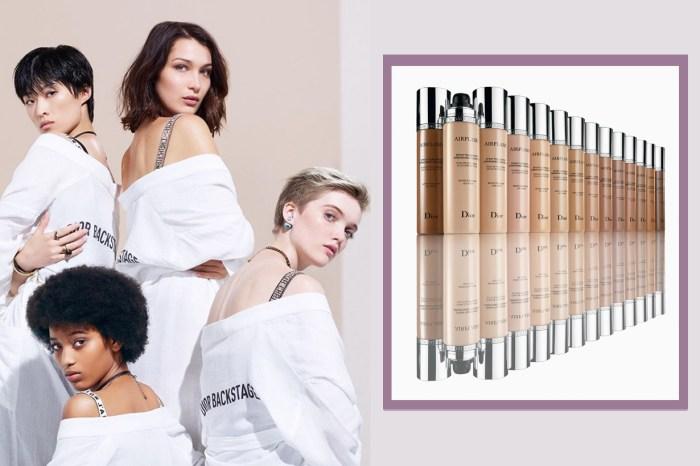玩味之作!Dior 最新推出噴霧粉底液,勢會掀起彩妝界新潮流!