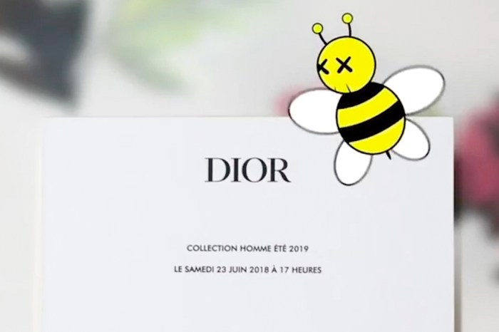 Kim Jones 首場秀便準備了大驚喜,Dior x KAWS 你準備好了嗎?