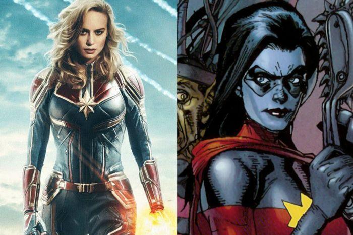 《Captain Marvel》反派演員曝光:是位留著俐落短髮的華裔美女!