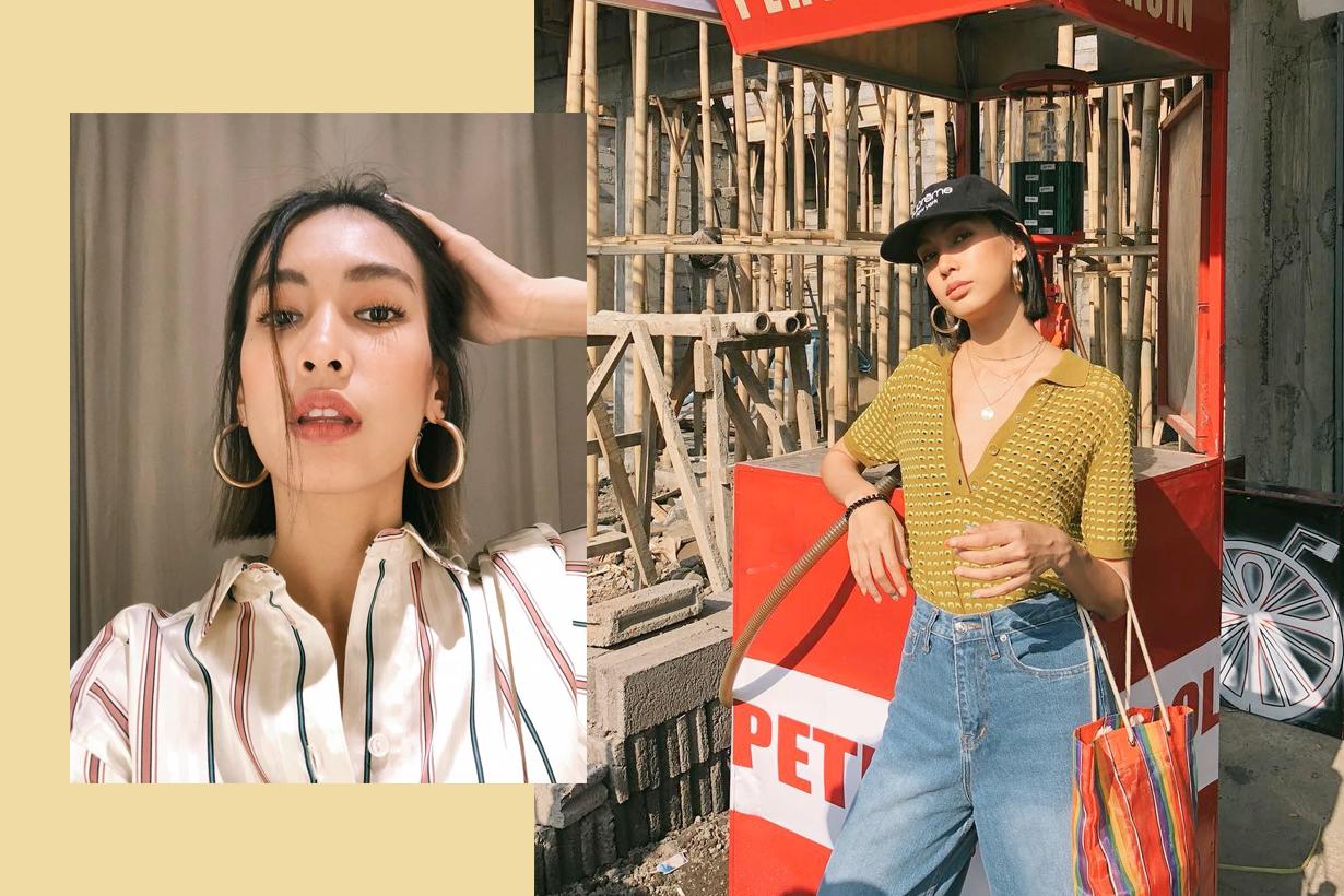 It Girl ssaree Kanokvongpisit Thailand Mix&Match Styling tips model